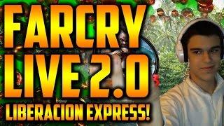 LIBERACIÓN EXPRESS! + LA PINCHE TORRETA - Alpha en Farcry 3