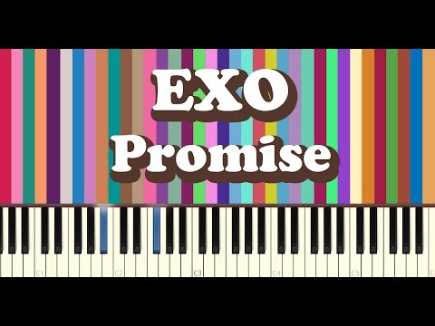 EXO 2014 Promise 약속 piano cover
