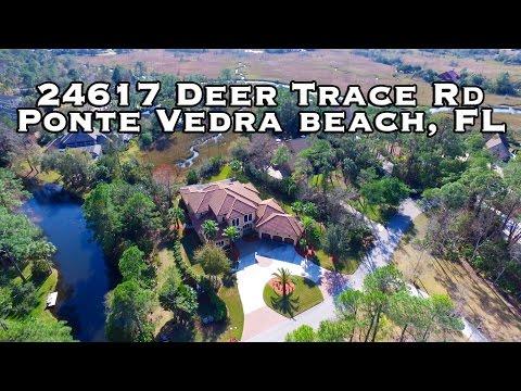 24617 Deer Trace Dr, Ponte Vedra Beach--Elizabeth Hudgins
