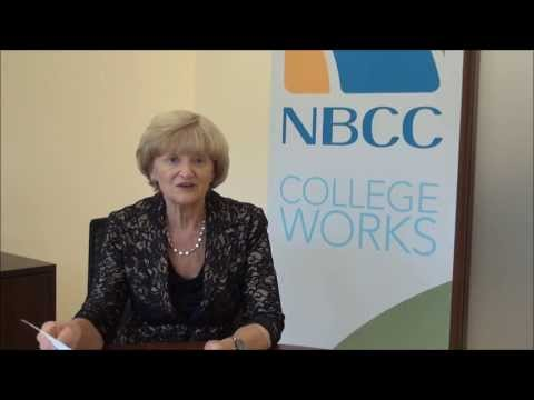 Welcome to New Brunswick Community College (NBCC) 2013-2014