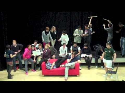 St George's Musical Society presents... The Producers - Harlem Shake