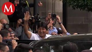 Evo Morales todo un