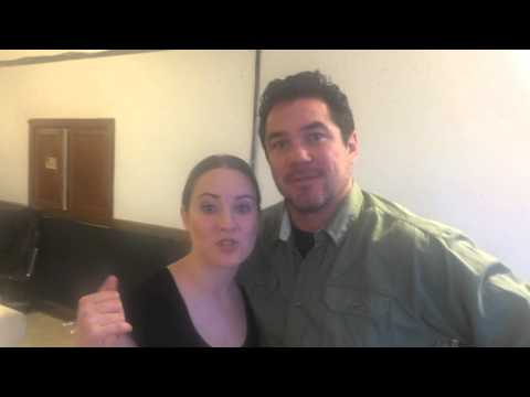 22 Push Up Challenge with Dean Cain and Maria Wasikowski