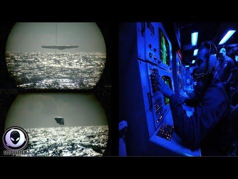 NAVY Is Watching Something In Our Ocean! 9/21/17