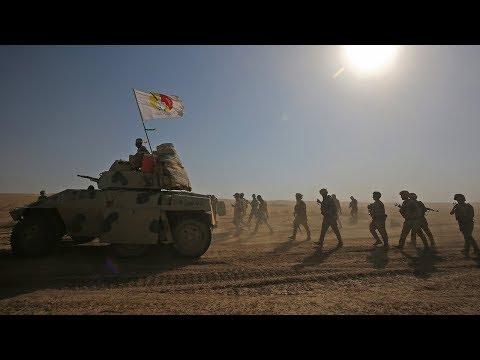 Iraq prepares to take ISIL bastion near Syrian border