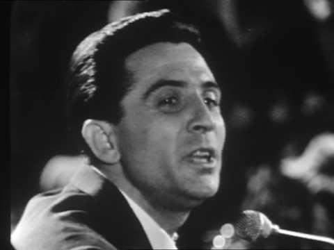 Gilbert Becaud (29-12-1961) • Club Domino