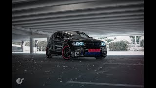 BMW e87 Black Devil