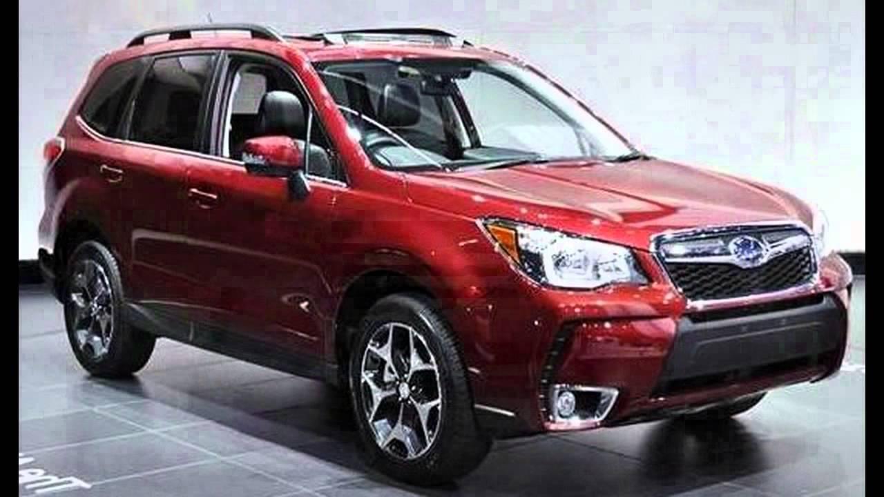 2016 Subaru Forester Release Date
