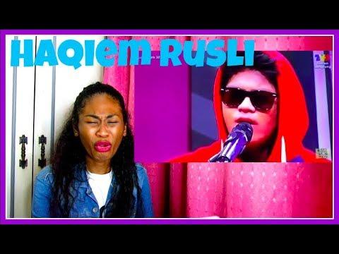 Haqiem Rusli - Jatuh Bangun (Live Akustik) | Reaction