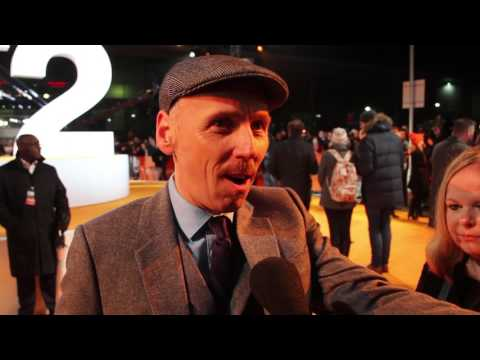 Ewan Bremner talks about returning as Spud and a 3rd Trainspotting film