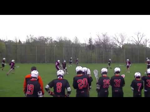 160425 Boys Lacrosse LFA vs. NCPHS 1st Quarter