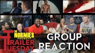 Trailer Tuesday! - Star Wars Episode 8, Thor 3: Ragnarok, Atomic Blonde - Group Reaction