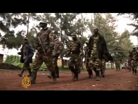 DR Congo rebels seize military airport