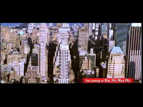 Kal Ho Naa Ho - The  Making - Shahrukh Khan, Saif Ali Khan & Preity Zinta