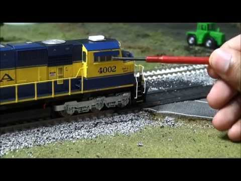 Review: Athearn SD70MAC in Alaska Railroad HO Scale