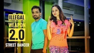 Illegal Weapon 2.0, Dance choreography, Anil kumawat, Meghna, Streak motion