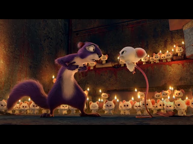 The Nut Job 2: Nutty by Nature - Official Trailer #2