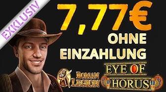 7,77€ Bonus für NovoLine, Merkur Bally Wulff OHNE EINZAHLUNG bei LVBET