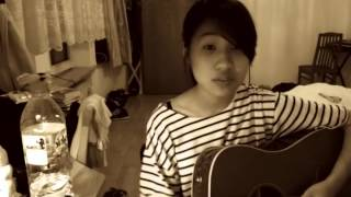 Hoa Sữa Acoustic Cover ( Justa Tee ft Mr.A ~ ) xD