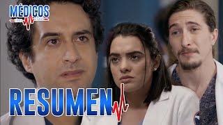 RESUMEN SEMANAL: Daniel sufre por la traición de Rafael | Médicos, línea de vida - Las Estrellas