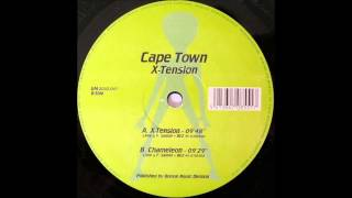 Cape Town - X-Tension [Green Martian Records]