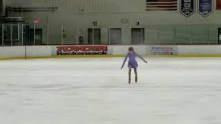 Stephanie's First Performance