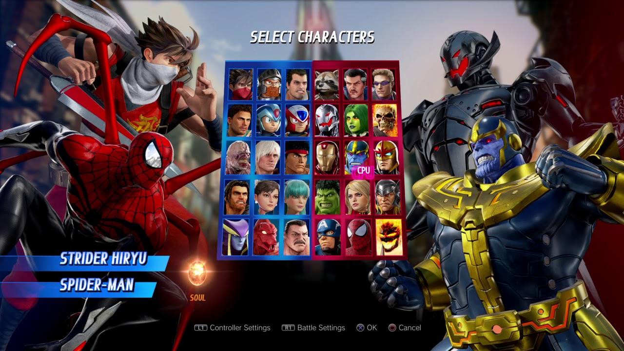 Marvel vs. Capcom: Infinite - Superior Iron Man Costume 2017 pc game Img-1