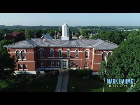 20190629 Nebraska City - Otoe County Courthouse
