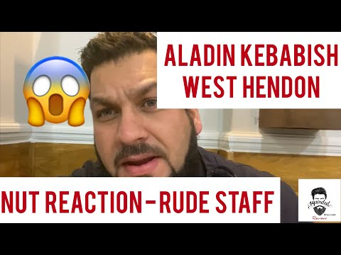 Aladin Kebabish | West Hendon | The Worst Service Ever | Food Review | LONDON Halal Food Nut Allergy