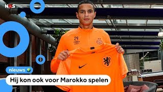 Voetballer Ihattaren kiest voor Oranje