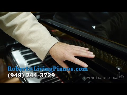 Can You Ruin a Piano Finish by Touching It?