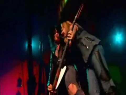 Motley Crue - Sick Love Song (Music Video)