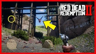 "Red Dead Redemption 2 Easter Egg - Serial Killer FOUND! ""Look On My Works"" Murder Mystery Clues!"