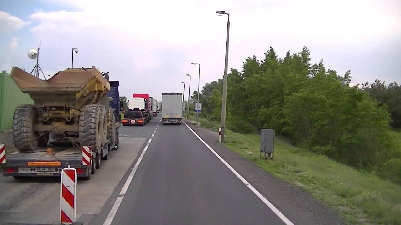 Ungarn österreich Grenze
