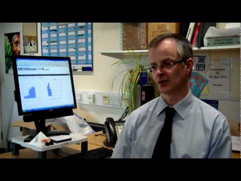 Real Time Energy Monitoring at the University of A...