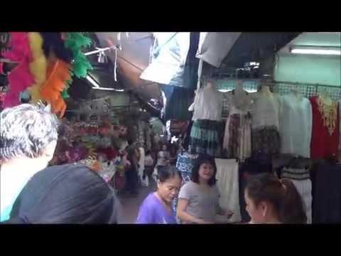 Sampeng Lane Market (Yaowarat)