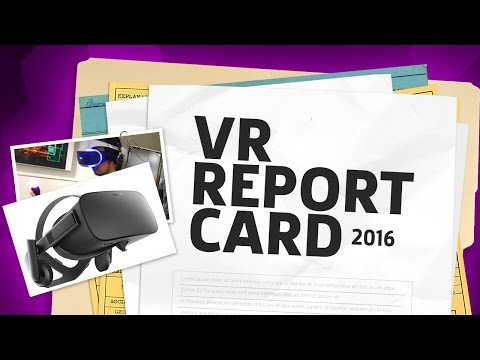 Year in Review 2016: VR Report Card - The Lobby
