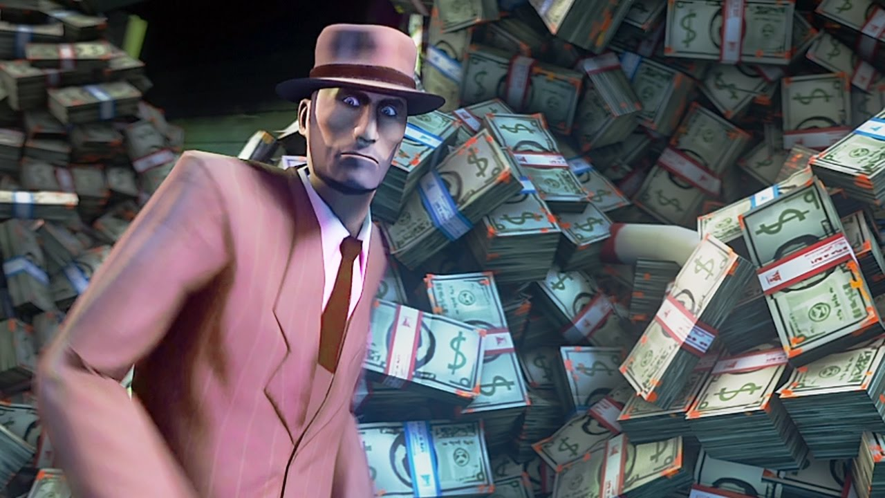how to make money in tf2