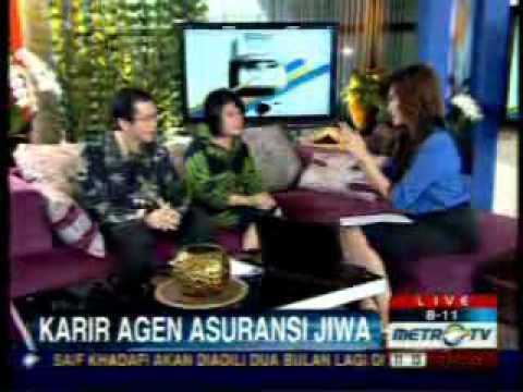 Allianz Indonesia - Karir Agen Asuransi pada Acara Sejati Episode 4 MetroTV