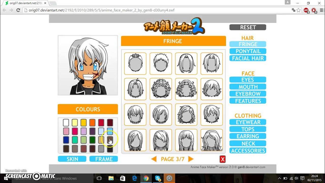 Fabulous Comment faire un logo manga pour sa chaine youtube - YouTube AC24