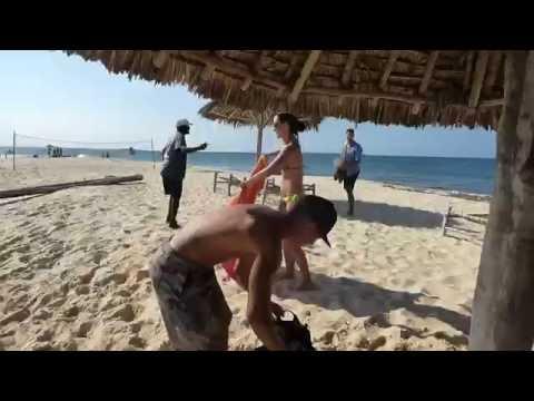 Beach Day - Bongoyo Island
