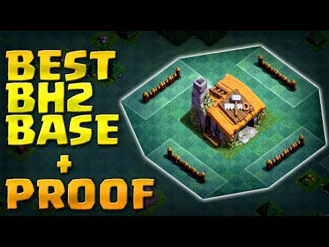 BEST Builder Hall 2 BH2 Base 2017 : Anti 3 Star + Replay Proof | Clash of Clans