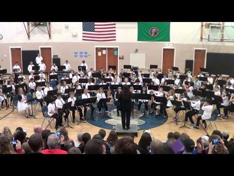 Lightly Row - Selah Intermediate School Beginning Band