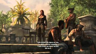 Final AC4  Anne Bonny Cantando The Parting Glass (Alerta de Spoiler)