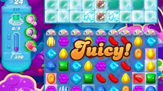 Candy Crush Soda Saga Level 615