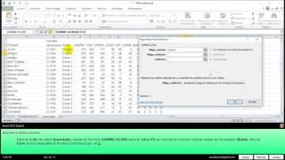 Examen Mos Excel 2010 Expert Question 7