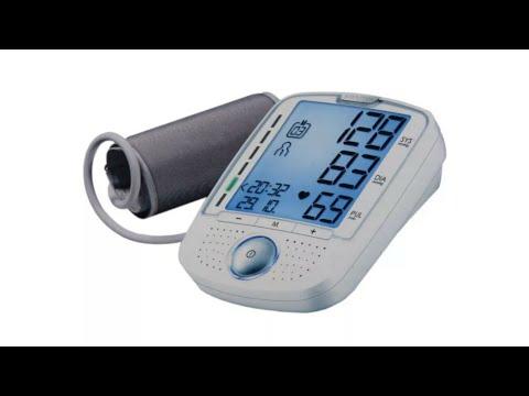 sanitas-speaking-blood-pressure-monitor-sbm-52-unboxing-testing