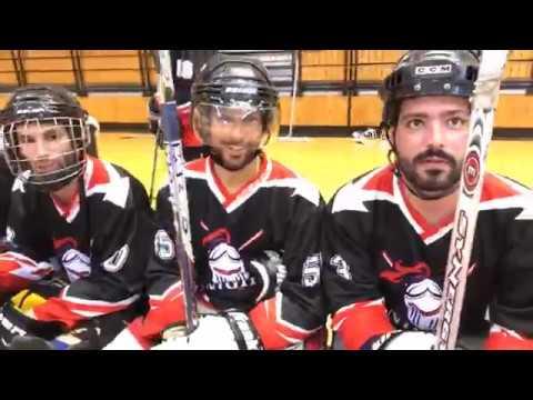 Inline Hockey-Knights Sintra vs Vikings Castelo 2ª Parte
