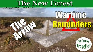 We visit the Arrow at Ashley Walk in The New Forest #NewForestHistory