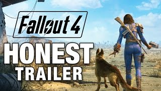 FALLOUT 4 Honest Game Trailers